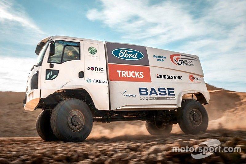 Ford Trucks dünyanın en zorlu off-road maratonu Dakar'da yarışacak