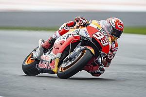 Гран Прі Валенсії: Маркес став найшвидшим у сухій четвертій практиці
