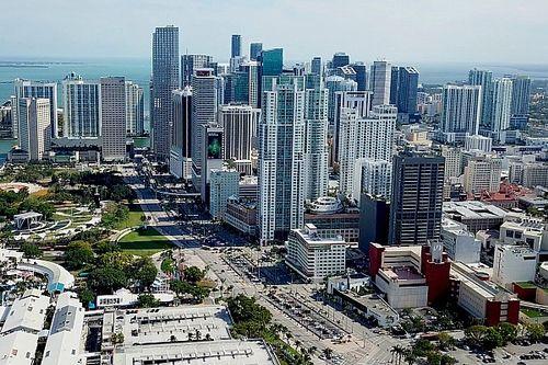 Miami cambia rotta per la F1: niente circuito in centro, si va vicino allo stadio dei Dolphins