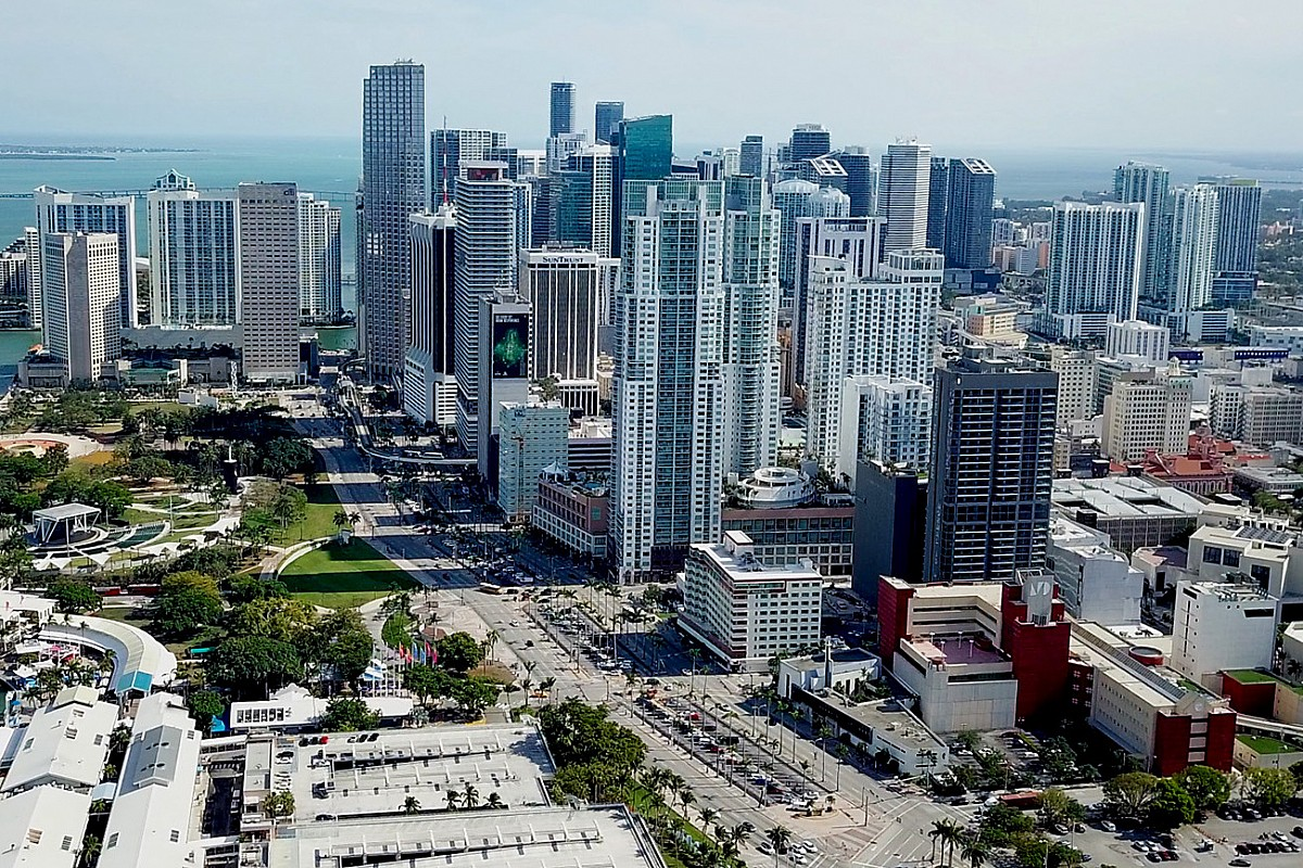 Miami scraps downtown F1 plan in favour of stadium-based event