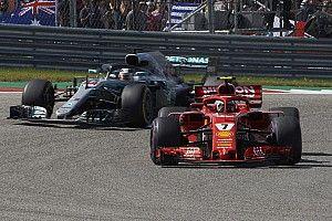 Mercedes modificó sus ruedas para no arriesgarse a una protesta de Ferrari