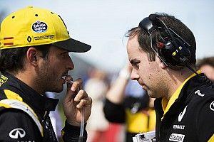 Sainz szerint a McLaren jövőre sokat léphet előre