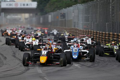 Ticktum, Ilott headline Macau GP entry list