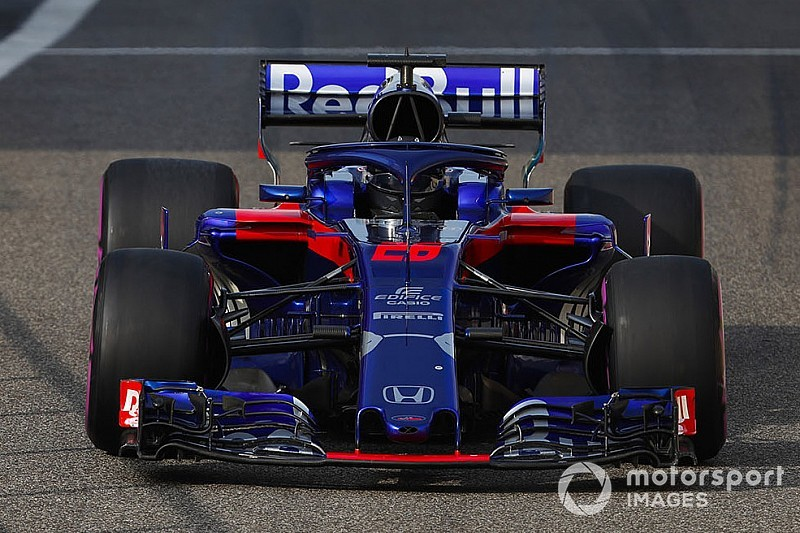 来季F1復帰のクビアト、アブダビで走行「来年がとても楽しみだ」