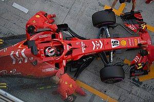 Леклер стал быстрейшим на тестах в Абу-Даби, Маркелов опередил Квята
