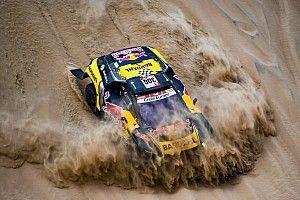 """Dakar, Loeb: """"Avevamo un gran ritmo e stavamo per vincere, ma si è rotta la trasmissione!"""""""