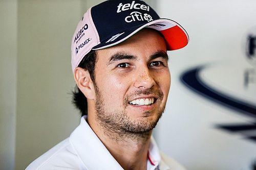 Ufficiale: Sergio Perez continuerà a correre con la Racing Point Force India anche nel 2019