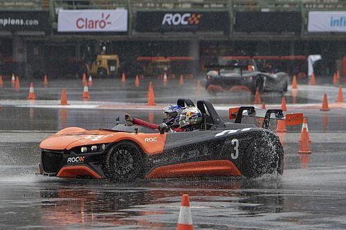 GALERÍA: los autos VUHL de Race of Champions
