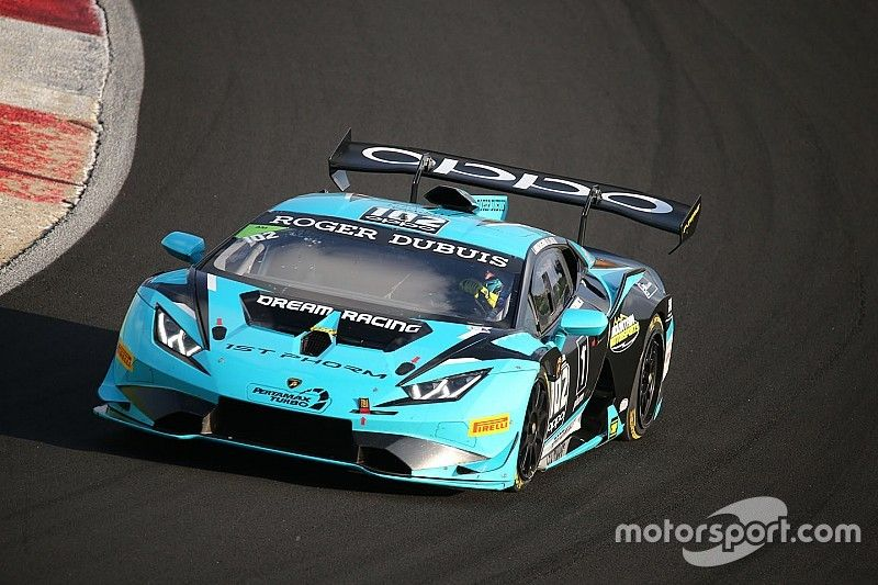 Lamborghini World Final: Hardwick passes Scholze for Am win