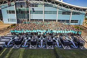 Why Mercedes is now F1's fifth-greatest team