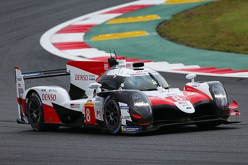 Lopez begeht fatalen Fehler: Alonso-Toyota erbt Pole erneut