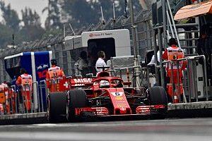 """Vettel : """"La quatrième place n'est pas satisfaisante"""""""