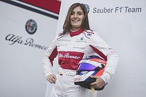 """Sauber dará """"más oportunidades"""" de probar a Tatiana Calderón"""
