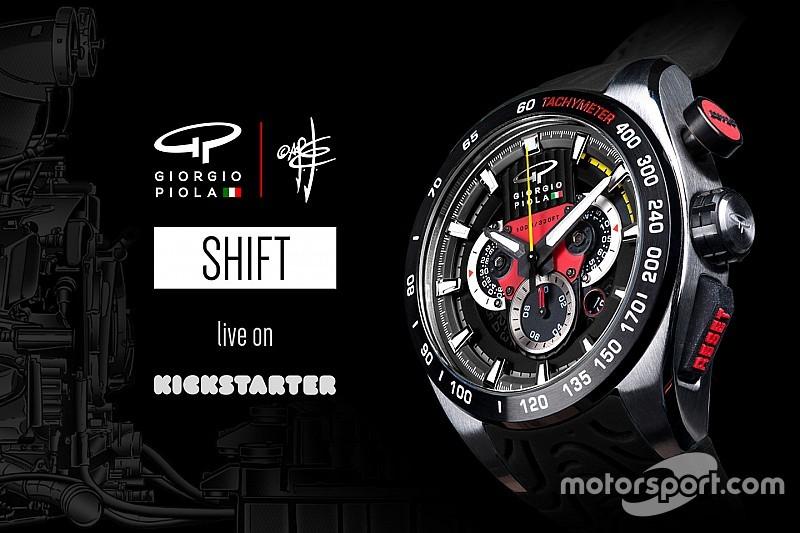 Джорджо Пиола запускает на Kickstarter коллекцию часов SHIFT