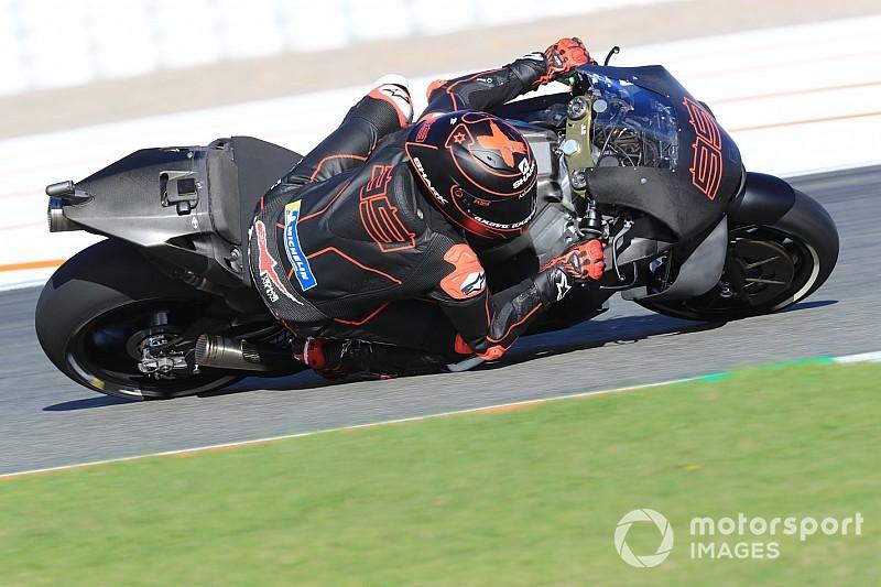 El test de Jerez cierra el 2018 del MotoGP