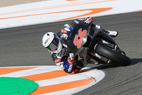 Rossi verwacht tijdens Jerez-test eerste onderdelen van testteam