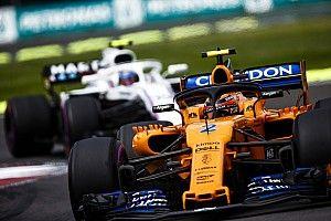 """Vandoorne's worn rubber run """"so impressive"""", says McLaren"""
