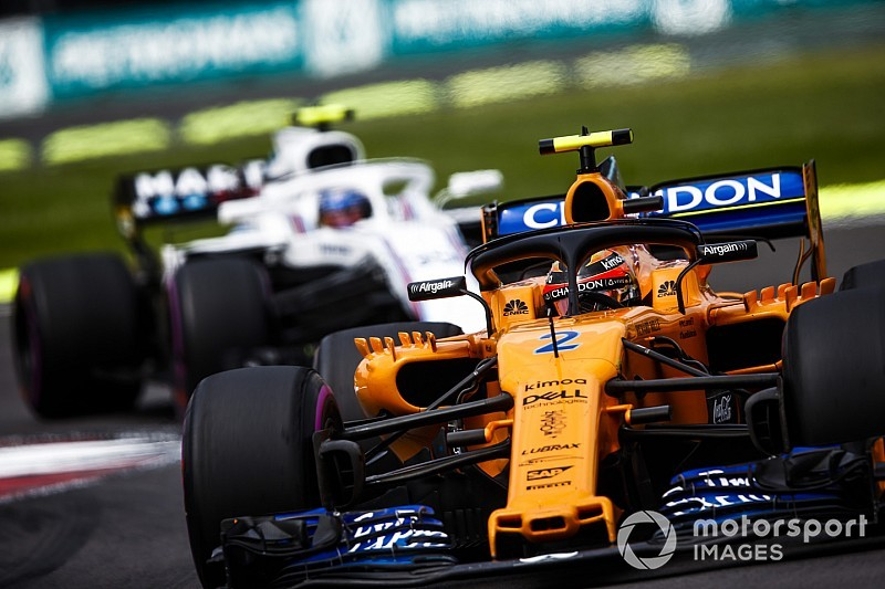 "Vandoorne's worn rubber run ""so impressive"", says McLaren"