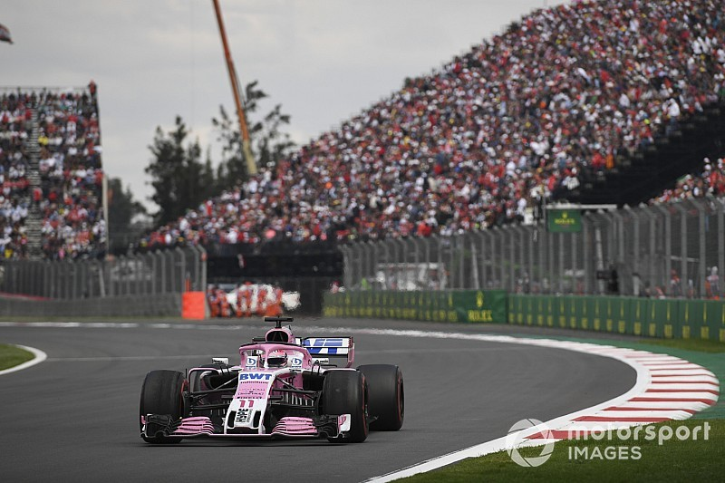 Perez fears Mexico could lose F1 race for decades