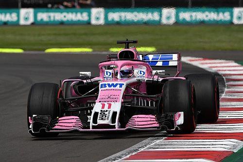 Perez: Ocon is te hard aangepakt na het Verstappen-incident