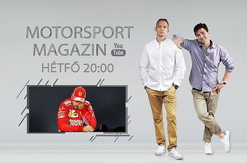 ÉLŐ F1-ES MŰSOR: Vége, Hamilton ötszörös világbajnok, Vettel férfiként viselte a nagy kudarcot (LIVE)