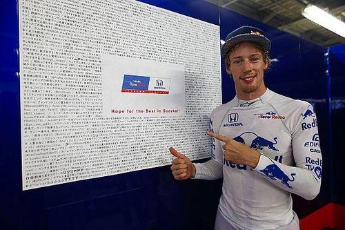 Hatodik helyen a Toro Rosso-Hondával Hartley Japánban: micsoda eredmény?!