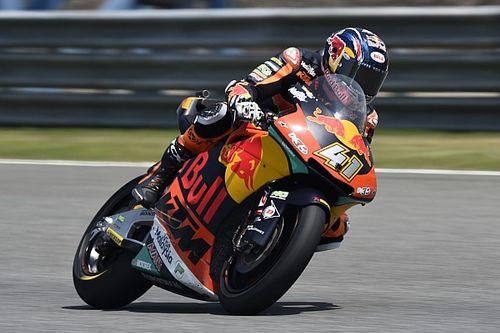Moto2, Phillip Island, Libere 2: Binder mette davanti la KTM, Bagnaia quarto
