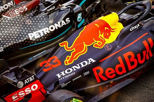 Mercedes descarta proveer motores a Red Bull en 2022