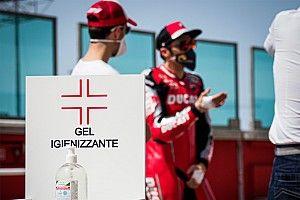"""Reprise du MotoGP: """"Pas le droit à l'erreur"""" face au COVID"""