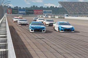 Виртуальный NASCAR разбудил «Медведя». Как прошла кибергонка в Нью-Гэмпшире