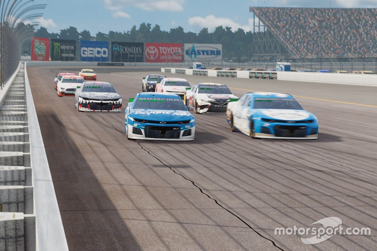 eNASCAR Heat Pro League heads to NHMS for Round 4