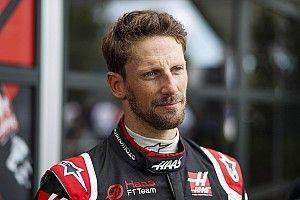 Grosjean: Hajnal 3-kor kaptam egy üzenetet Vetteltől, hogy nem fog versenyezni