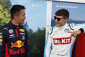 Verstappen sobre comentarios de Russell: Que se centre en su coche