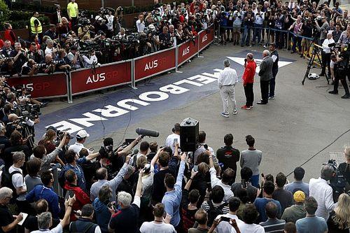 """""""Não havia sugestão"""" de que GP da Austrália poderia colocar F1 em perigo"""
