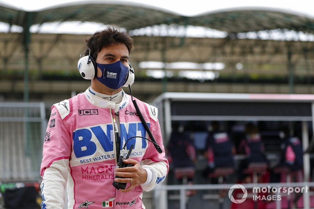 Racing Point no ignorará lealtad de Pérez al decidir sobre Vettel