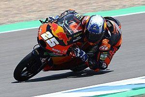 Moto3, Andalusia, Libere 1: Fernandez primo con record