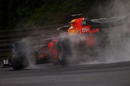 Verstappen bate na ida ao grid para o GP da Hungria de F1; veja