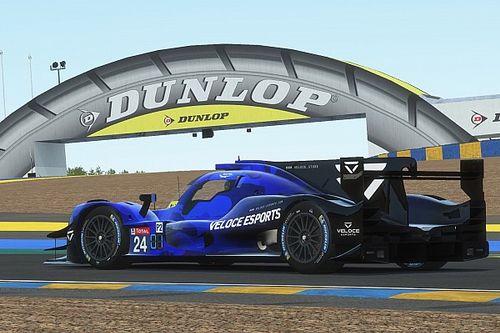 ByKolles op pole voor virtuele Le Mans, team Norris-Verstappen P5