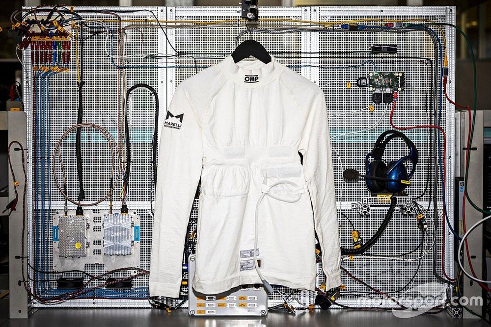 Biometric motorsport underwear revealed