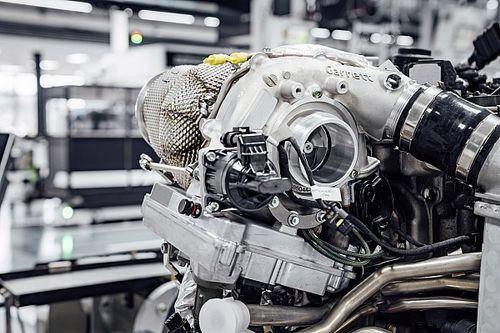 Mercedes будет ставить MGU-H на дорожные машины