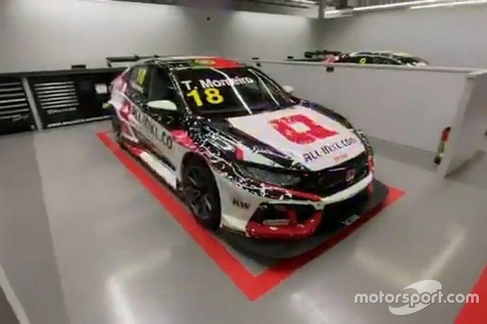 WTCR: Honda e Muennich Motorsport svelano livree e line-up 2020