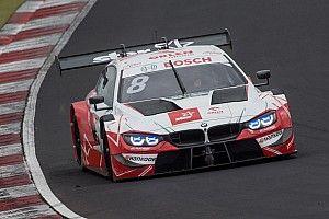 Kubica rozpoczął testy DTM