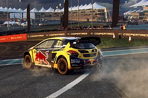 Van Gisbergen wins World RX Esports, Leclerc has frenetic debut