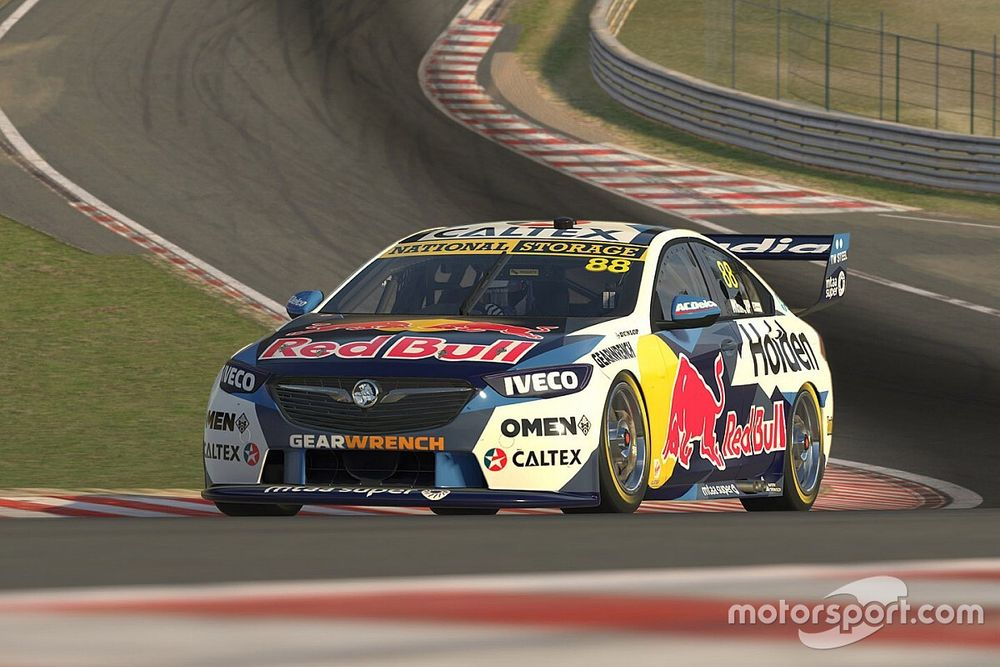 Whincup flags virtual retirement