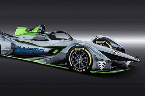 Investidor italiano revela planos para nova equipe na Fórmula E