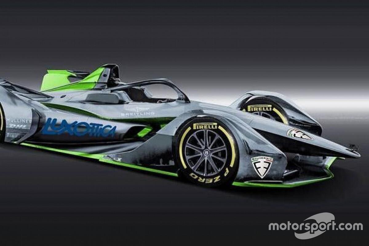 Włoski projekt zespołu Formuły E