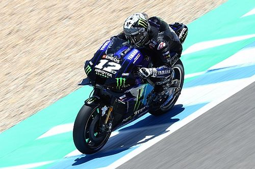 MotoGP: Viñales lidera segunda sessão de testes em Jerez