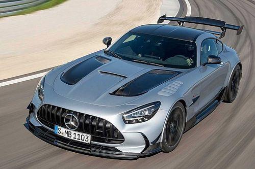 2021 Mercedes-AMG GT Black Series Revealed: Big Power, Bigger Wing