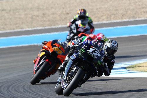 Así fue el directo del estreno del mundial de MotoGP en Jerez