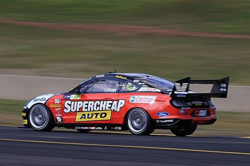 Sydney Supercars: Le Brocq wins four-way thriller